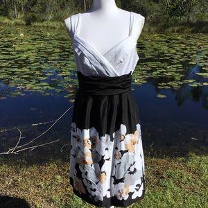 Blu Sage Dress Size 8